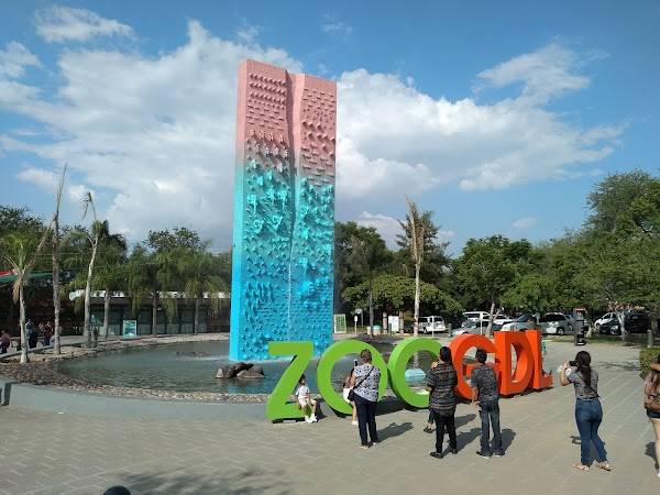 Popular tourist site Zoologico Guadalajara in Guadalajara