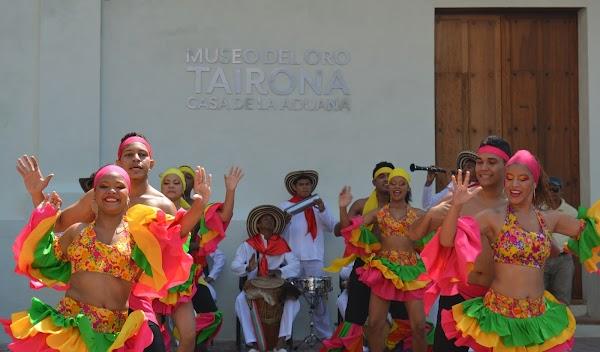 Popular tourist site Tairona Gold Museum - Casa de la Aduana in Santa Marta