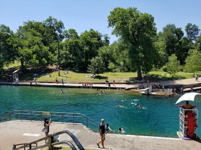List item Barton Springs Municipal Pool image