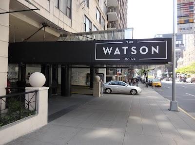 The Watson Hotel Parking - Find Cheap Street Parking or Parking Garage near The Watson Hotel   SpotAngels