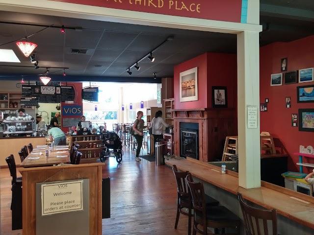 Vios Cafe At Third Place