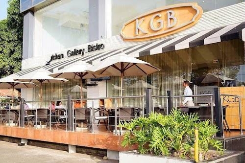 KGB - Kitchen, Galley, Bistro