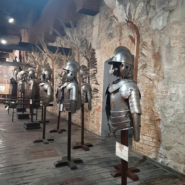 Popular tourist site Museum-Arsenal in Lviv