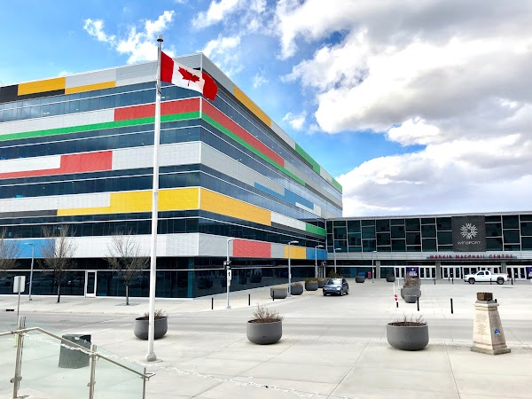 Popular tourist site WinSport in Calgary
