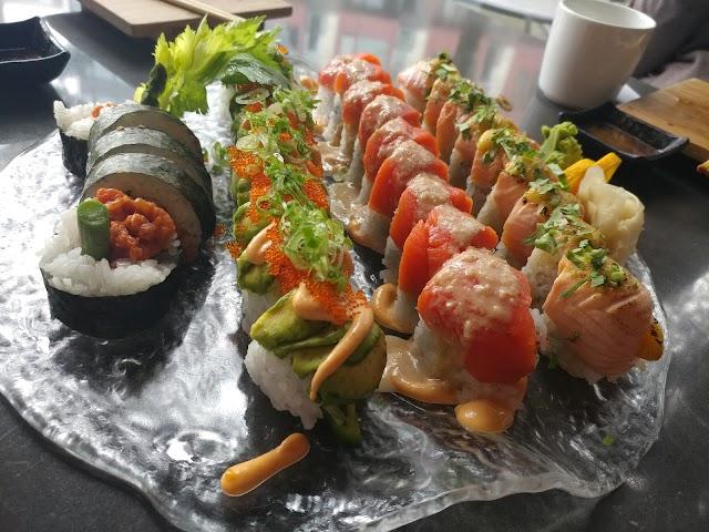 Wasabi Sushi & Izakaya