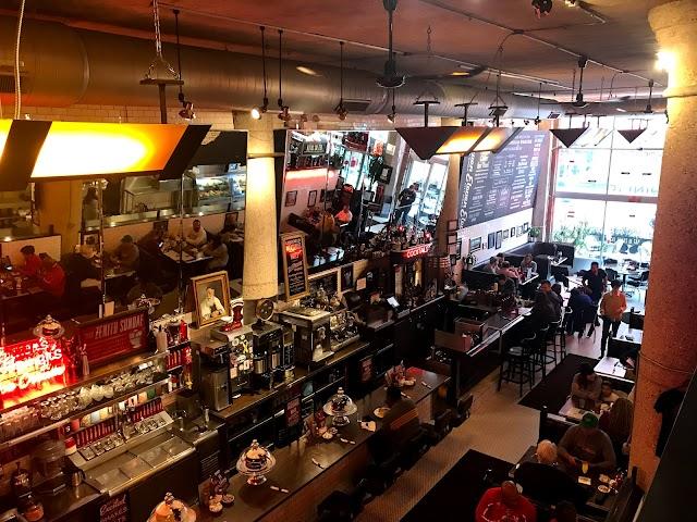 Eleven City Diner