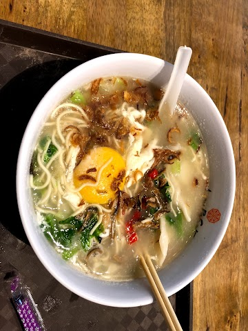 Lau Pa Sat Food Court