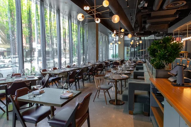 Conversation, a Downtown Seattle Restaurant