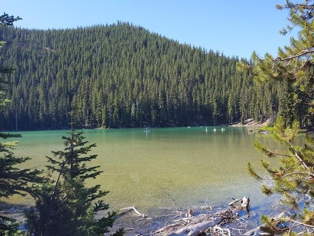 Devils Lake Trailhead