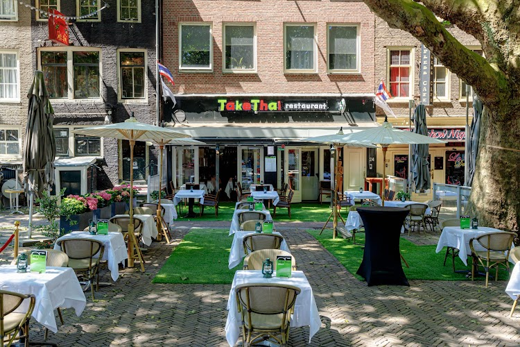 Take Thai Restaurant Amsterdam