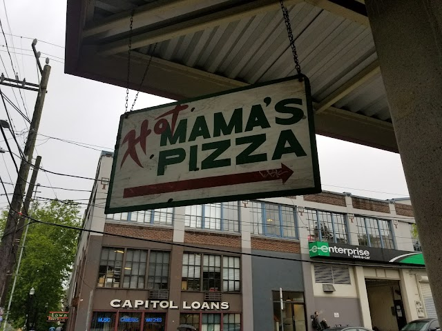 Hot Mama's Pizza