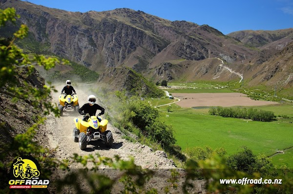 Popular tourist site Off Road Adventures Queenstown in Queenstown
