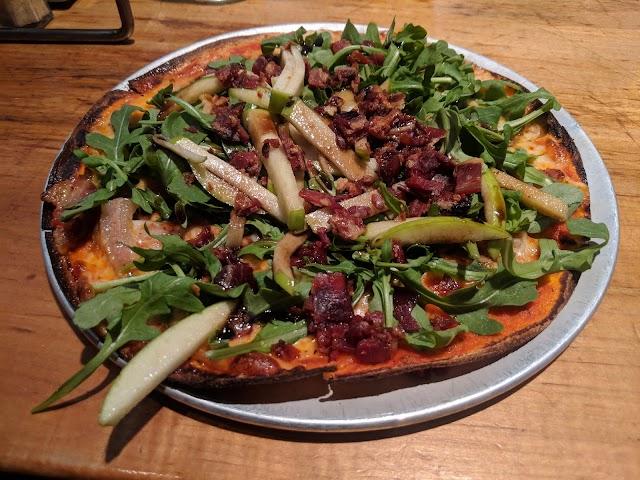 Vezzo Thin Crust Pizza