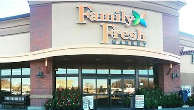 3331 Family Fresh Market Pharmacy #1
