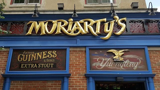 Moriarty's Restaurant