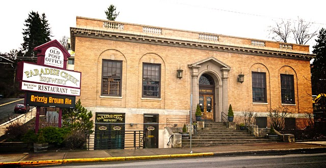 Paradise Creek Brewery - Downtown Restaurant