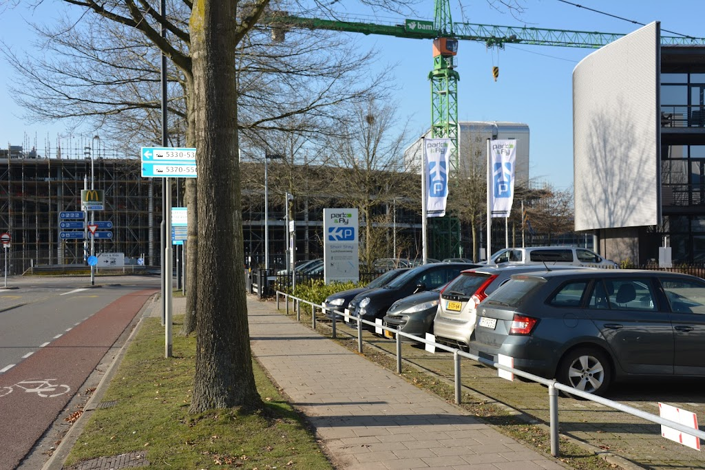 P22 Eindhoven Airport Park & Fly