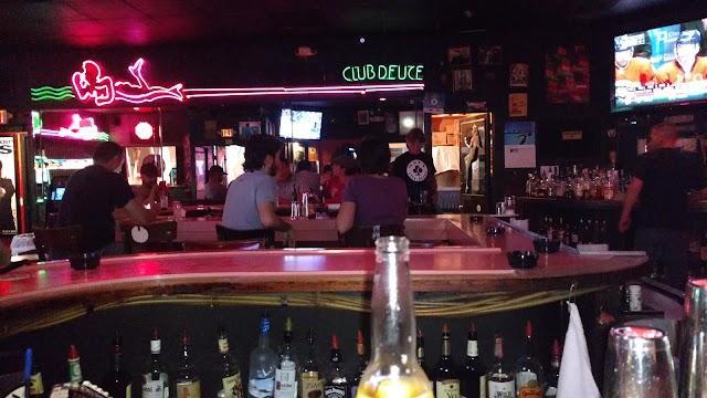 Mac's Club Deuce ♣️