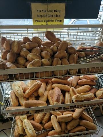 Q Bakery Sandwiches