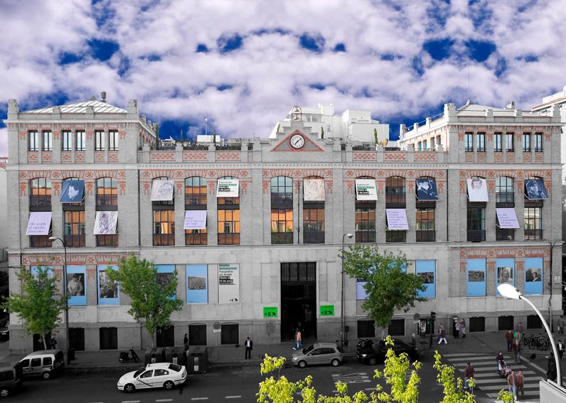 Fotos barTerraza de La Casa Encendida
