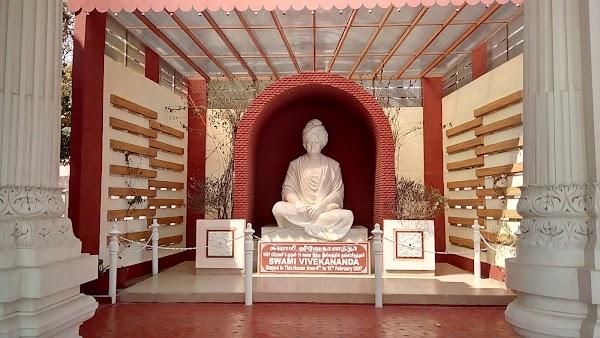 Popular tourist site Vivekananda House in Chennai