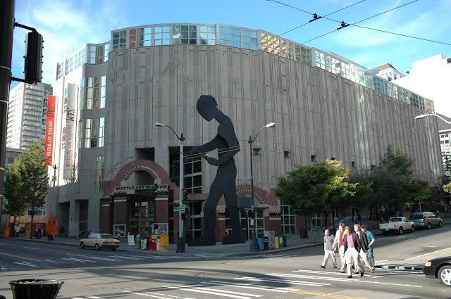 Seattle Art Museum image