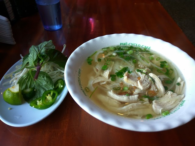 The Pho Broadway