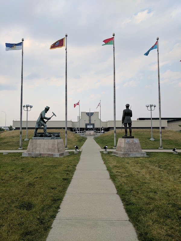 Popular tourist site The Military Museums in Calgary