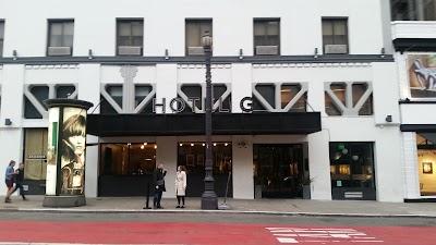 Hotel G Parking - Find Cheap Street Parking or Parking Garage near Hotel G | SpotAngels