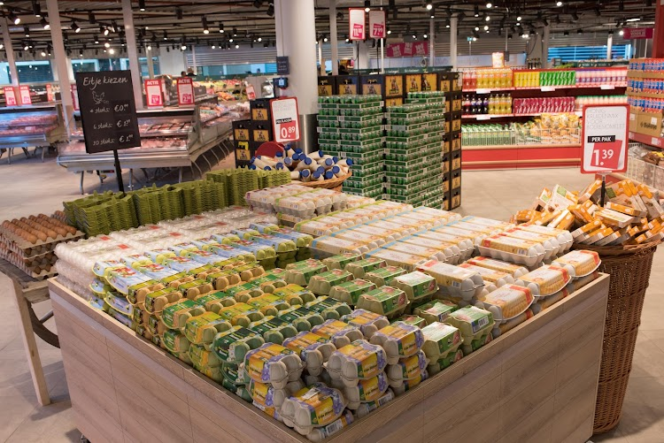 DekaMarkt World of Food IJmuiden