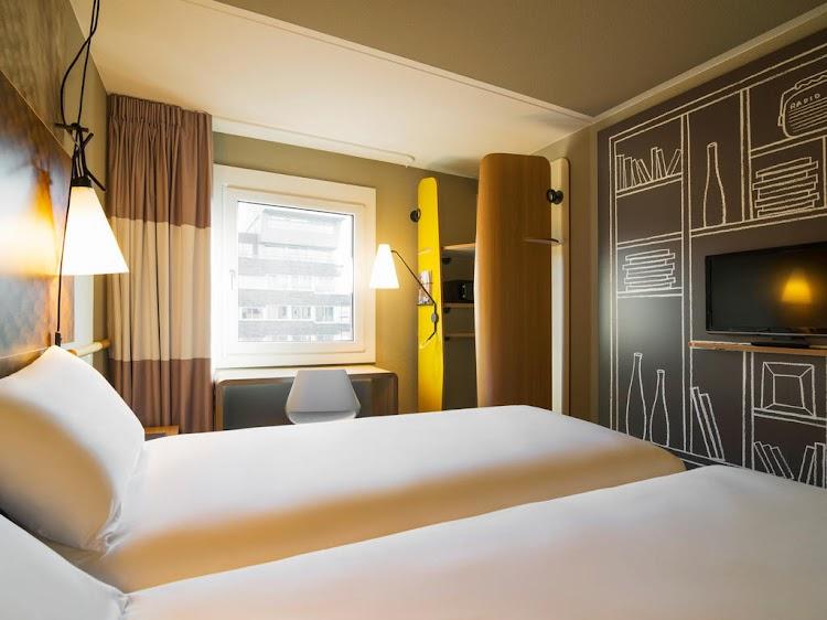 Hotel ibis Amsterdam Centre Stopera Amsterdam