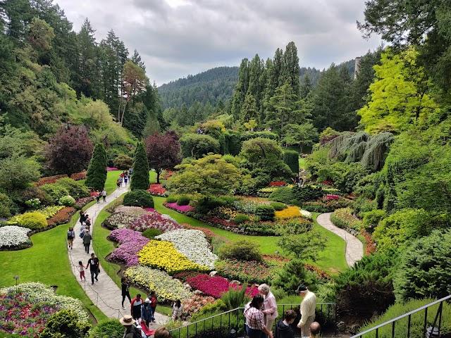 The Butchart Gardens image