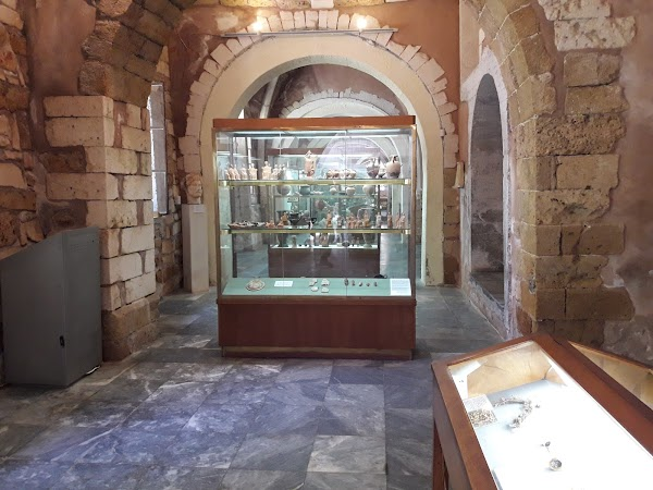 Popular tourist site Archaeological Museum of Chania in Chania