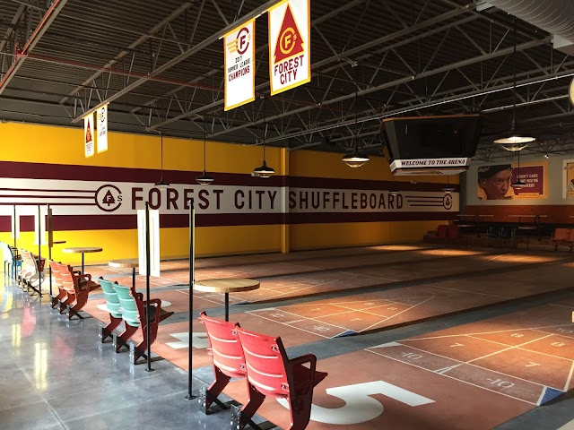 Forest City Shuffleboard Arena and Bar