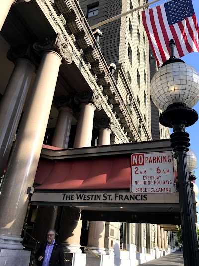 The Westin St Francis San Francisco On Union Square Parking - Find Cheap Street Parking or Parking Garage near The Westin St Francis San Francisco On Union Square | SpotAngels