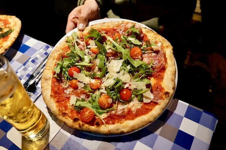 De Pizzabakkers Copernicusstraat Amsterdam