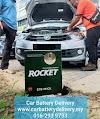 Traffic update near TBS Car Battery Shop - Car Battery Delivery Petaling Jaya