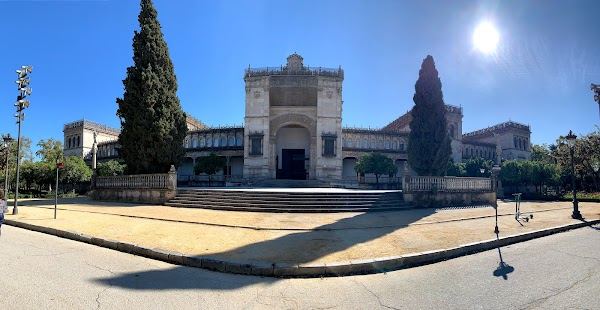 Popular tourist site Archeological Museum of Seville in Seville