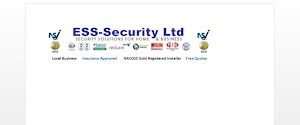 ESS Security Ltd - Burglar Alarms, CCTV, Fire Alarms & Access Control