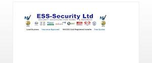 ESS Security Ltd - Burglar Alarms, CCTV, Fire Alarms & Access Control