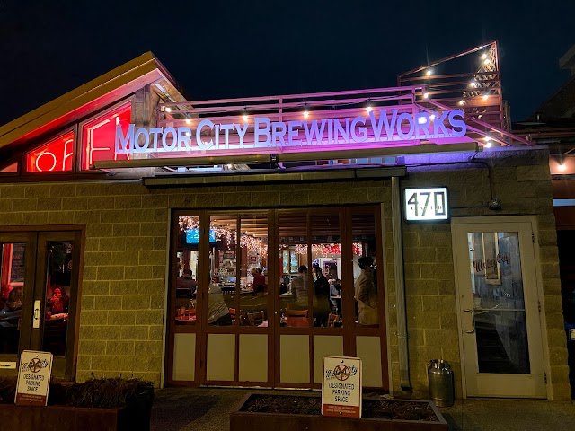 Motor City Brewing Works