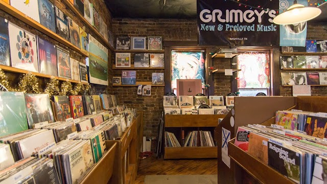 Grimey's New & Preloved Music