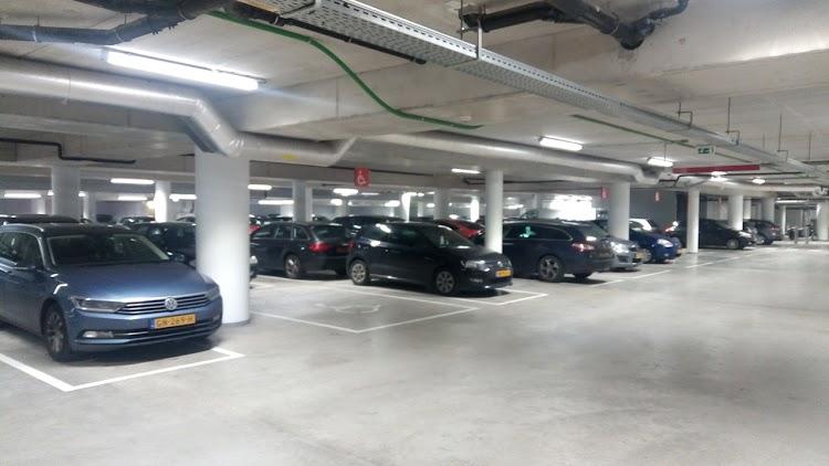 Q-Park Centrum Oost Amsterdam
