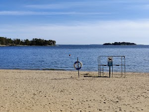 Aurinkolahden uimaranta
