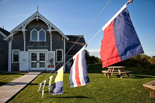 Popular tourist site Egan Maritime's Nantucket Shipwreck & Li in Nantucket