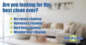 Zerodrytime Carpet Cleaning Dundee
