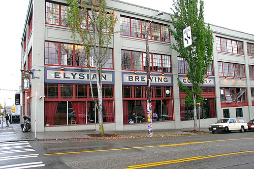 Elysian Capitol Hill Brewery