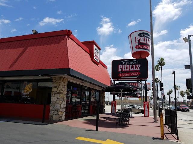 Figueroa Philly Cheese Steak