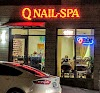 Driving directions to Q Nail Spa Milwaukee