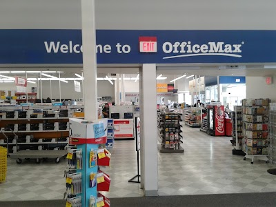OfficeMax- Curbside Pickup Available